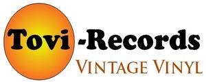 Tovi-Records Schallplattenshop-Logo