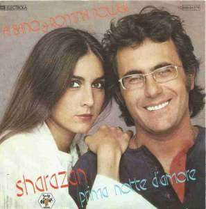 "Al Bano & Romina Power - Sharazan (7"" Vinyl-Single Germany)"