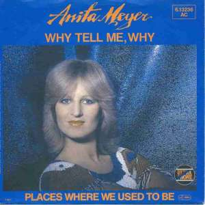 "Anita Meyer - Why Tell Me, Why (7"" Ultraphone Vinyl-Single)"