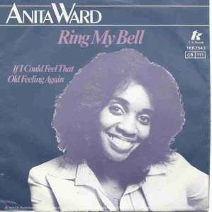 "Anita Ward - Ring My Bell (7"" TK-Records Vinyl-Single)"