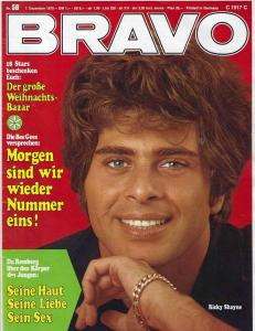 Bravo Issue 50/1970 with Starschnitt from Manuela