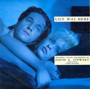 "David A. Stewart with Candy Dulfer - Lily Was Here (7"")"