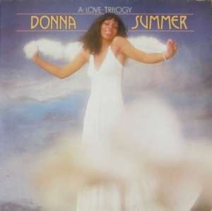 Donna Summer - A Love Trilogy (Vinyl-LP Germany 1976)