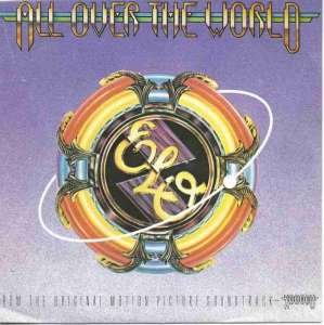 "Electric Light Orchestra - All Over The World (7"" Single)"