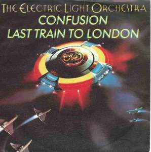 "Electric Light Orchestra - Confusion (7"" Single 1979)"