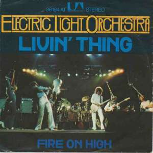 "Electric Light Orchestra - Livin' Thing (7"" Vinyl-Single)"
