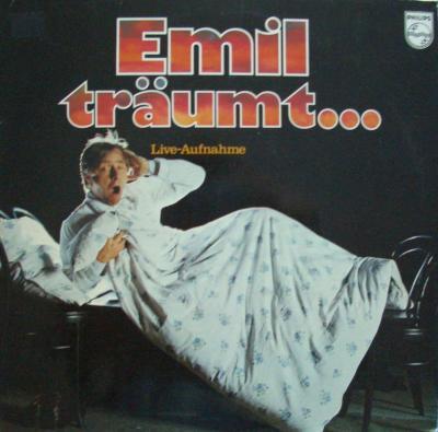 Emil Steinberger Emil Tr 228 Umt Vinyl Lp Germany 1978