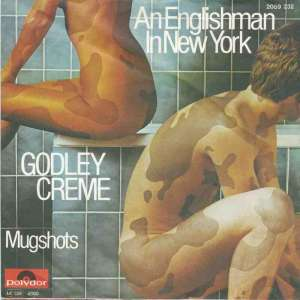 "Godley Creme - An Englishman In New York (7"" Polydor Single)"