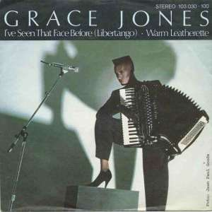 "Grace Jones - I've Seen That Face Before (7"" Island Single)"