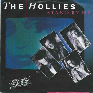 "The Hollies - Stand By Me (7"" Coconut Vinyl-Single Germany)"