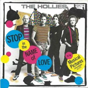 "The Hollies - Stop In The Name Of Love (7"" Vinyl-Single)"
