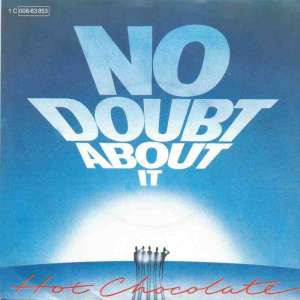 "Hot Chocolate - No Doubt About It (7"" Vinyl-Single Germany)"
