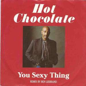 "Hot Chocolate - You Sexy Thing: Ben Liebrand Remix (7"")"