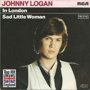 "Johnny Logan - In London (7"" RCA Vinyl-Single Germany)"