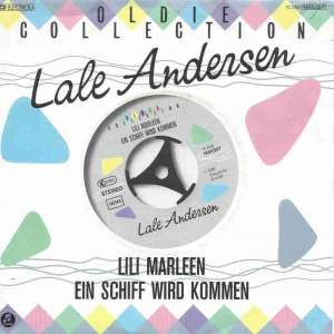 "Lale Andersen - Lili Marleen: Oldie Collection (7"" Single)"