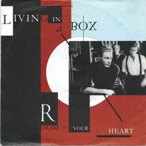 "Living In A Box - Room In Your Heart (7"" Vinyl-Single)"