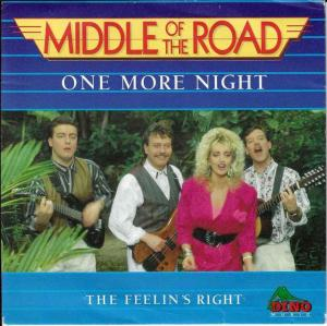 "Middle Of The Road - One More Night (7"" Vinyl-Single)"