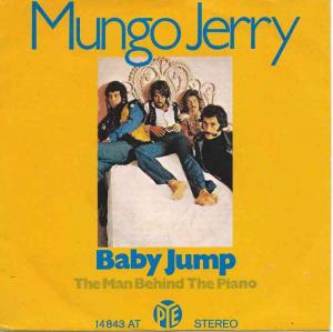 "Mungo Jerry - Baby Jump (7"" Pye-Records Vinyl-Single)"