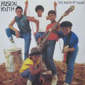 Musical Youth - The Youth Of Today (LP OIS UK 1982)