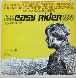 Easy Rider - Music From The Soundtrack (ABC Vinyl-LP USA)