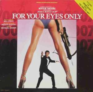 Bill Conti - For Your Eyes Only: James Bond OST (Vinyl-LP)