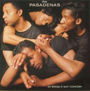 The Pasadenas - To Whom It May Concern (CBS LP Holland)