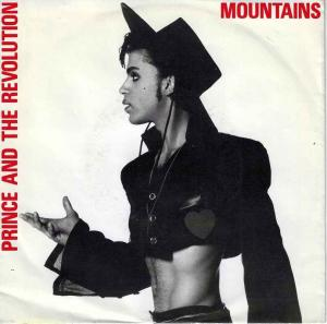 "Prince & The Revolution - Mountains (7"" Vinyl-Single)"