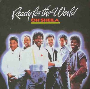 "Ready For The World - Oh Sheila (12"" Maxi-Single Germany)"