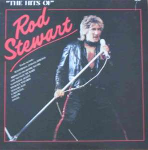 Rod Stewart - The Hits Of (Pickwick Contour Vinyl-LP UK)