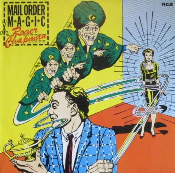 Roger Chapman - Mail Order Magic (RCA RE LP Germany)
