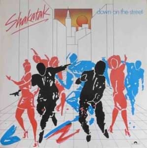 Shakatak - Down On The Street (Polydor LP Germany 1984)