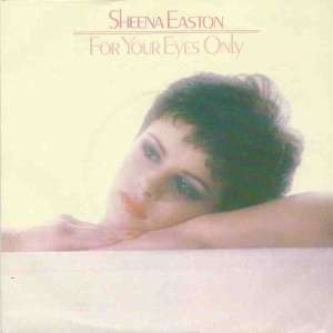 "Sheena Easton - For Your Eyes Only (7"" Vinyl-Single Liberty)"