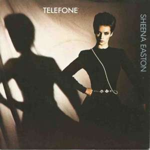 "Sheena Easton - Telefone (7"" EMI Vinyl-Single Germany)"