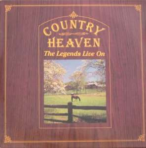 Country Heaven - The Legends Live On (3 Vinyl LPS)