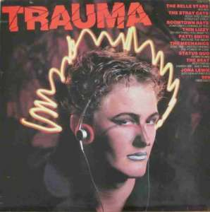 Trauma - New-Wave & Classic Rock-Songs (Pickwick LP 1982)