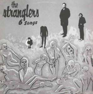 The Stranglers - 6 Songs (Liberty LP Griechenland 1986)