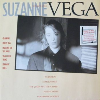Suzanne Vega - Same (A&M-Records LP OIS Germany 1985)