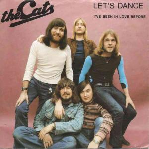 "The Cats - Let's Dance (7"" RE Alles-Records Single)"