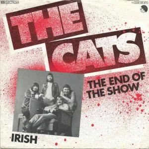 "The Cats - The End Of The Show (7"" Vinyl-Single Germany)"