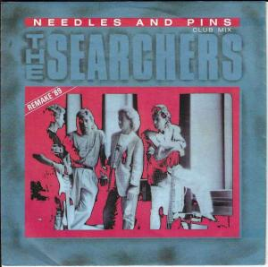 "The Searchers - Needles And Pins: Club Mix (7"" Single)"