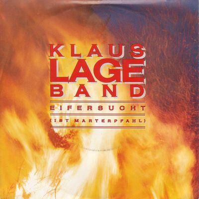 Details zu Klaus Lage Band Faust Auf Faust (Schimanski) Vinyl Single ...