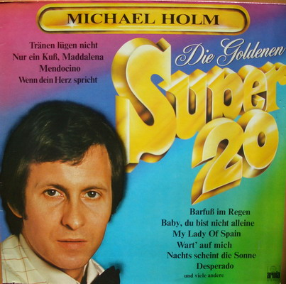 Michael Holm - Gimme Gimme Your Love / Oh Oh July