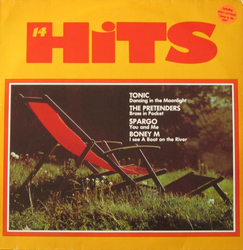 14 Hits Internationale Top Songs Rsb Vinyl Lp 1980