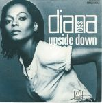 "Diana Ross - Upside Down (7"" Motown Vinyl-Single Germany)"